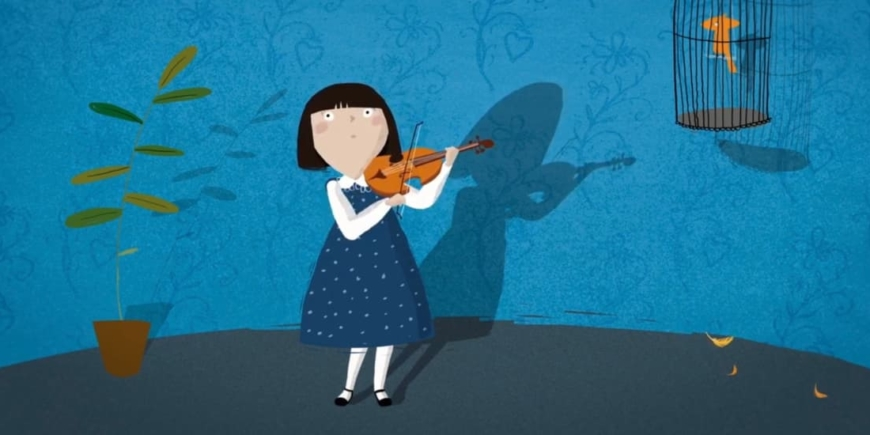Wspaniałe animacje z muzyka po polsku i angielsku dla dzieci na YouTube/Vimeo