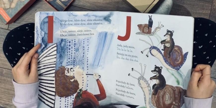 Abecadło z dźwiękiem – jak używać tej książki?
